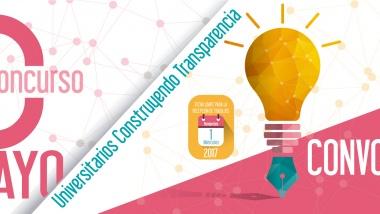 """Convocatoria al 10° Concurso de Ensayo """"Universitarios Construyendo Transparencia 2017"""""""