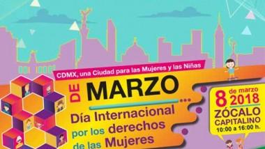 Día internacional por los derechos de las mujeres.