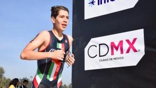 Grajales y Pérez se imponen en el Primer Triatlón Powerade CDMX 2018