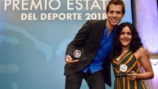 Deportistas destacados capitalinos reciben el Premio Estatal de Deporte 2018