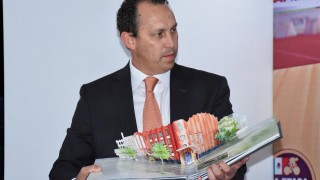 Presentan libros Capital del Deporte y México 68 al cerrar administración del INDEPORTE