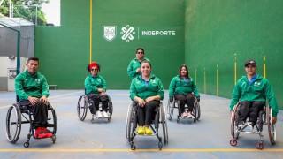 Destaca INDEPORTE a comunidad con discapacidad en nuevos vídeos para activarse en casa